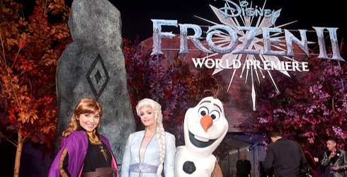 """The Arendelle Gang Is Back! Unscramble This """"Frozen II"""" Puzzle"""