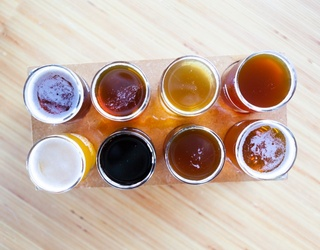 Friday at 5 Is Fast Approaching! Prepare With This Beer Flight Puzzle