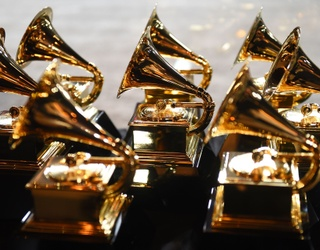 Today I Learned: All Grammy Nominees Receive the Cutest Little Consolation Medal