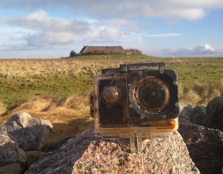 Camera Lost at Sea Washes up on Far Away Island, Prompts an International Heartwarming Quest