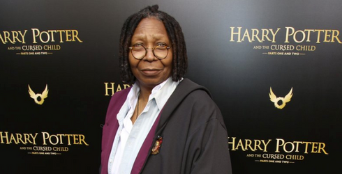 """Whoopi Goldberg Has Officially Proven She is The Biggest """"Harry Potter"""" Fan Around"""