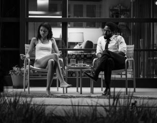 "Zendaya and John David Washington Play a Dysfunctional Couple in New ""Malcolm & Marie"" Trailer"