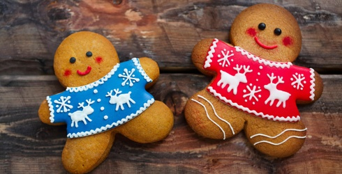The Cutest, Most Creative Gingerbread Cookies on Instagram