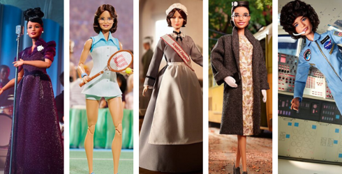 Let Us Help You Remember the Women Who Inspired the New Barbie Series