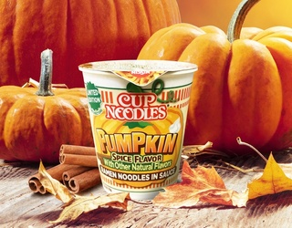 Pumpkin Spice: Coming Soon to Ramen Noodles Near You