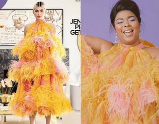 Who Wore the Ultra Poofy, $12,000 Marc Jacobs Dress Better?
