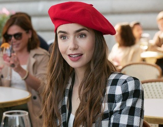 """On Trend: Netflix's """"Emily in Paris"""" Is About to Become a Fashion Inspo Hotspot"""
