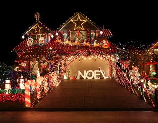 Christmas Decorations Are a Point of Contention and Devotion This Holiday Season