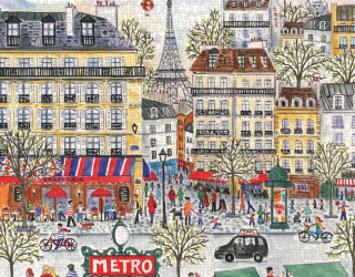 Travel Tuesday: Which Puzzle Can Help Inspire Your Next Trip?