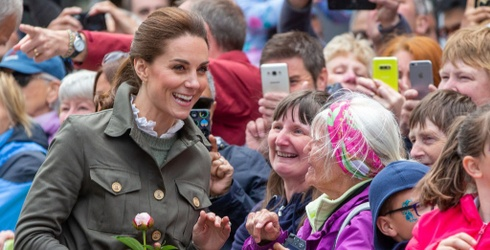 Hark! Listen to Kate Middleton's Perfect Princess Accent!