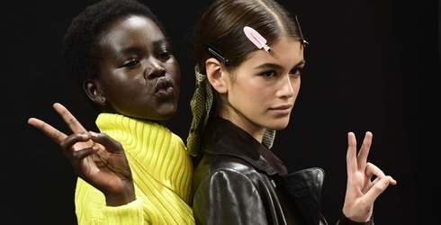 Strut Your Stuff on the Catwalk After Conquering This Fashion Week Memory Match