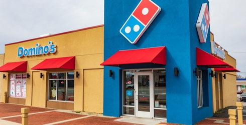 Would You Eat a Fish and Chips Pizza From Domino's?