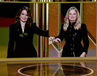 The Best Tweets About the Very Weird, Partly Virtual 2021 Golden Globe Awards
