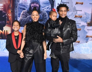 Already Famous: Tia Mowry's Daughter Has This Social Distancing Thing Down Pat