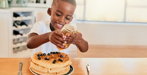 9 Waffle Irons That Will Get the Kids Hyped for Breakfast