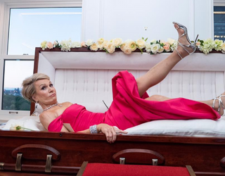 Barbara Corcoron Planned Her Own Funeral as a Birthday Surprise...but Why?
