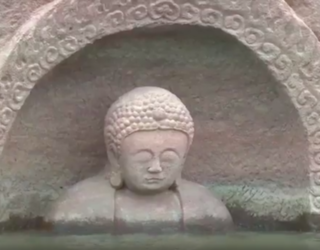 """A Newly Discovered Ancient Buddha Statue in China Is Straight out Of """"Ancient Aliens"""""""