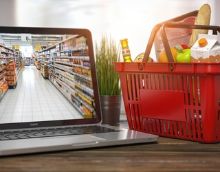 Do You Shop for Groceries in-Store or Online?