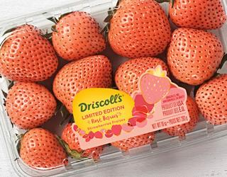 Rosé Strawberries: Delightfully Cheery or Seasonable Atrocity?