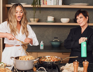 Kris Jenner and Chrissy Teigen's Partnership Is the Most Anticlimactic of Endeavors