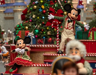 Can You Match the Holiday Celebrations Happening at Disney World?