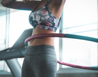 Should You Try Weighted Hula-Hooping?