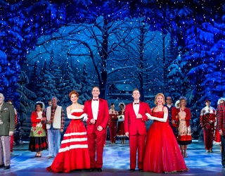 """Wrap Yourself in Holiday Nostalgia With """"Rudolph"""" and """"White Christmas"""" Live Shows"""