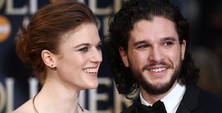 Kit Harington and Rose Leslie Are Officially Engaged, and Their Announcement Couldn't Be More Perfect
