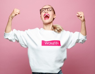 On Trend: Wear Your Female Pride on Your Sleeve for Women's Equality Day