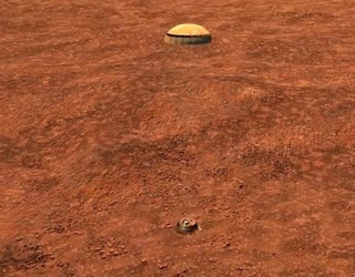 NASA Recreates Huygen Probe's Landing on Titan