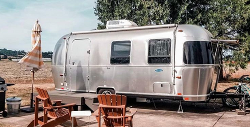 Travel Tuesday: 7 Airstream Adventures That Make A+ Camping Alternatives