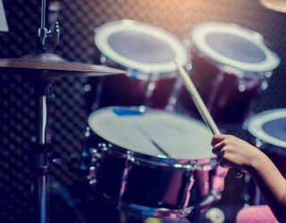 Everything About 10-Year-Old Drummer Nandi and Her Rock Battle with Dave Grohl