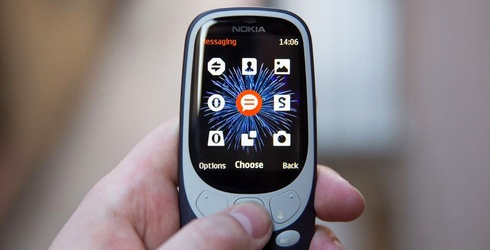 Nokia Announced the Return of Its Iconic 3310 Cell (and Yes, It Comes With Snake)