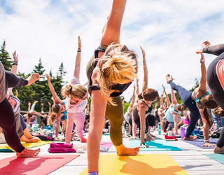 7 Fitness Festivals That'll Whip You Into Shape Before Beach Season