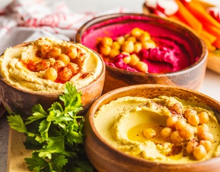 Are You a Hummus-Making Pro? These Variations Just May Challenge You