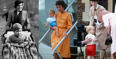 How Much Do You Know About Royal Nannies, the Monarchy's Real Crown Jewels?