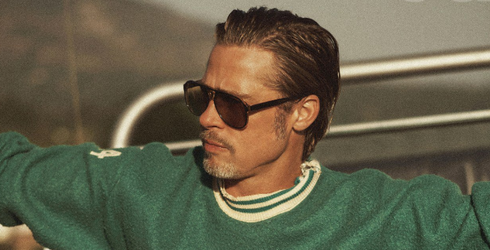 Brad Pitt Is Super Confused by the Internet's Reaction to His GQ Cover Shoot Photos