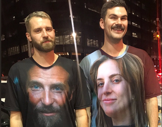 """These """"A Star Is Born""""-Inspired T-Shirts Are So Good, You're Going to Want to Make Some Yourself"""