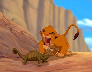 This IRL Simba Trying His Hardest to Perfect His Lion Roar Is Too Much for This World