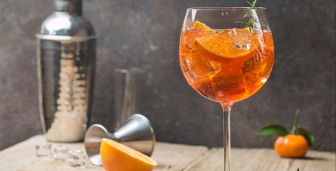"""Is the Aperol Spritz """"Not a Good Drink""""?"""