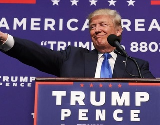 Donald Trump Elected Next President of the United States