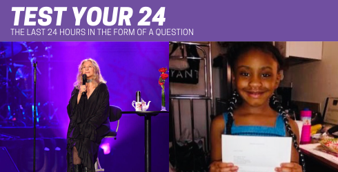 Did Barbra Streisand Give Gianna Floyd the Happiest Gift on Earth?