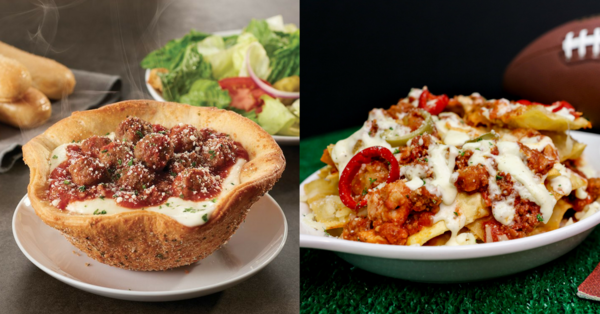 Pizza Olive Garden Menu: Olive Garden's New Menu Features Frightening Food Mashups