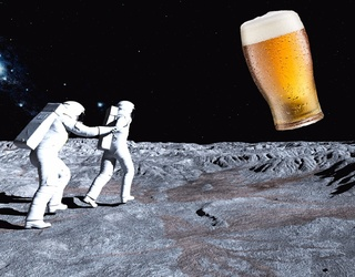 These College Students Want to Figure out How to Brew Beer and Make Pizza on the Moon