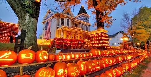The Best Halloween Celebrations Across America