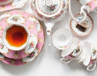 Plan a Tea Party and We'll Pick out a Beautiful Tea Set That Matches You