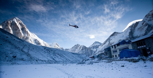 Travel Tuesday: Helicopter Rides That Absolutely Soar