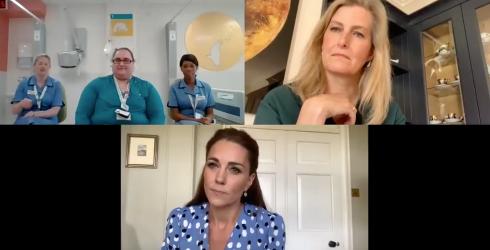 Need Something Uplifting? Watch the Royals Celebrate International Nurses Day