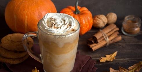 7 Ways to Get Your Pumpkin Spice Latte On