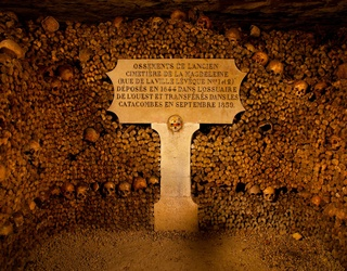 Two Teens Got Lost Among the Bones and Skulls of the Paris Catacombs for Days